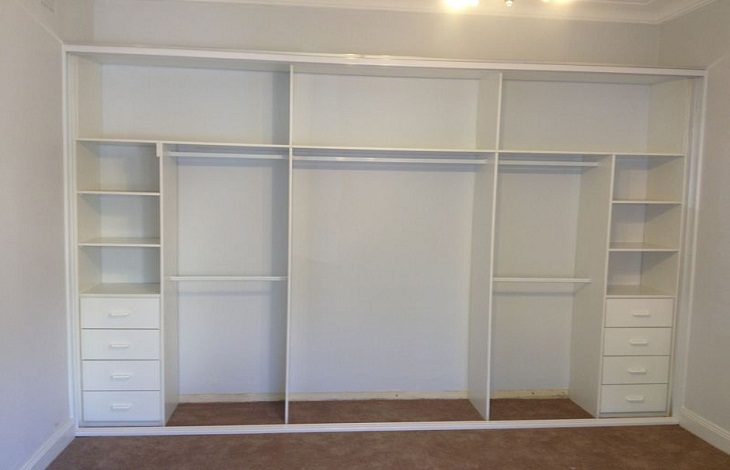 Custom-Built Fitted Wardrobes: Style, Shape, Size, What is ...