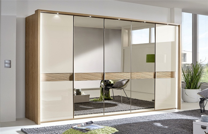 Image result for MIRROR wardrobes